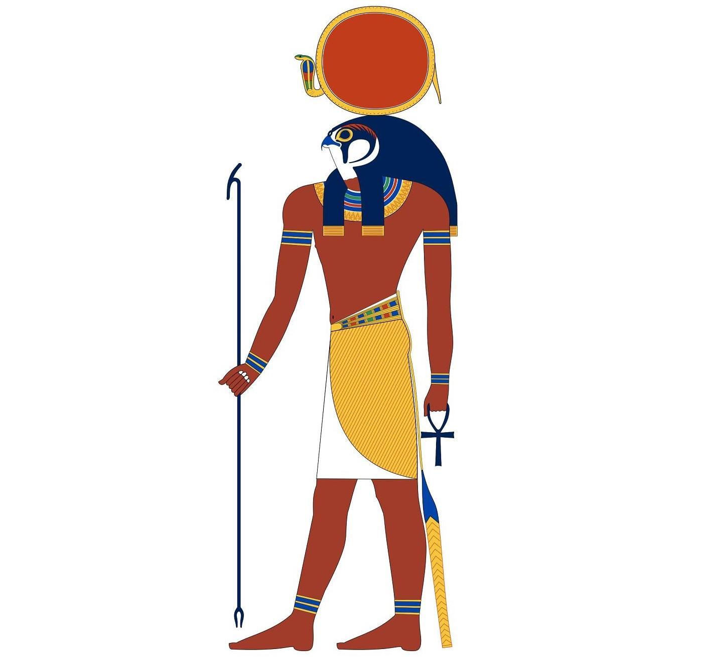 Как звали главного бога в Древнем Египте?