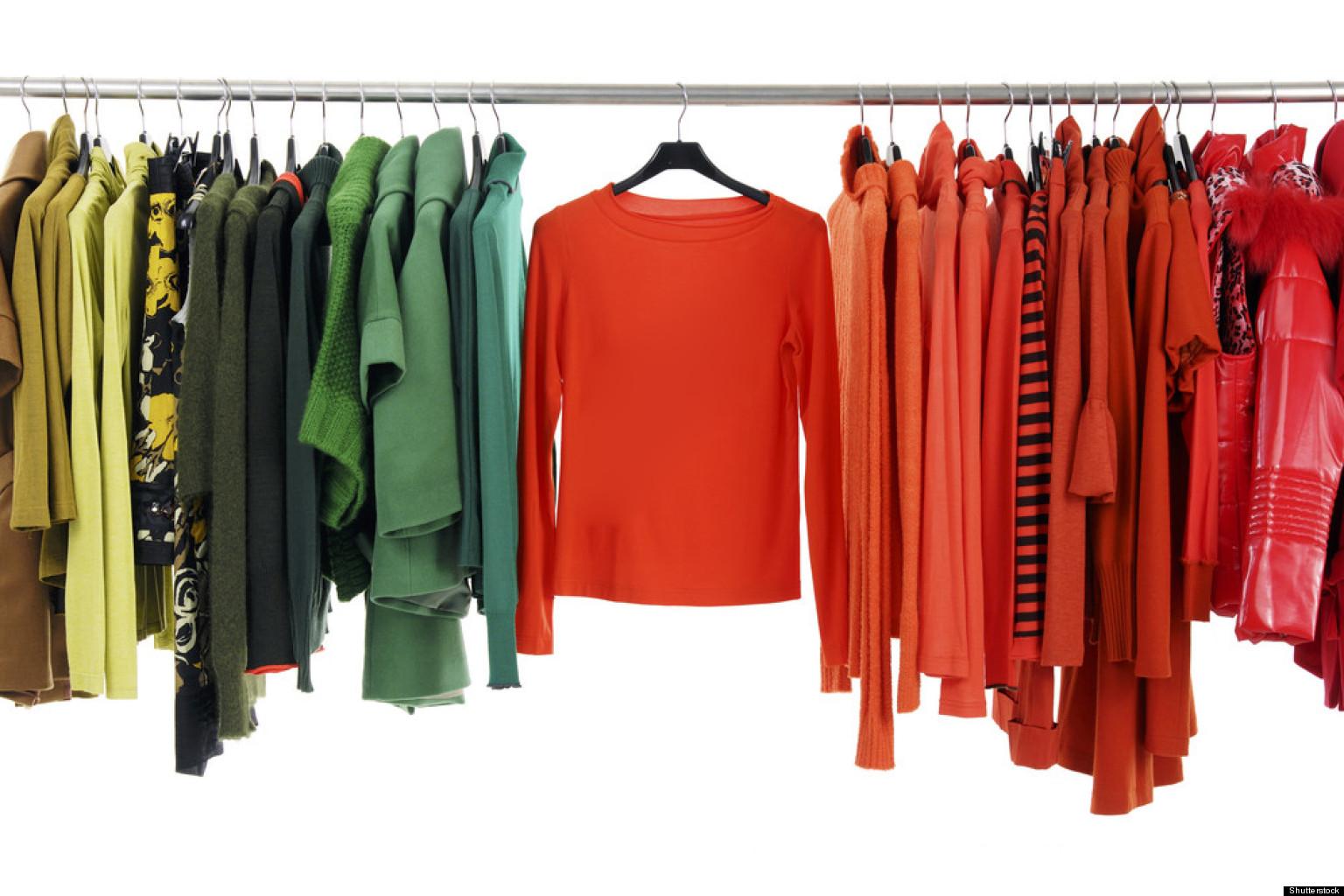 Как часто вы покупаете новую одежду?