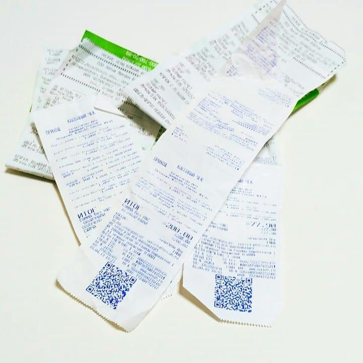 После покупки вам выдали кассовый чек. Куда вы его выбросите?