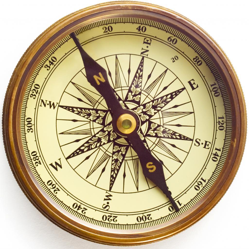 В древнем Египте был изобретн компас
