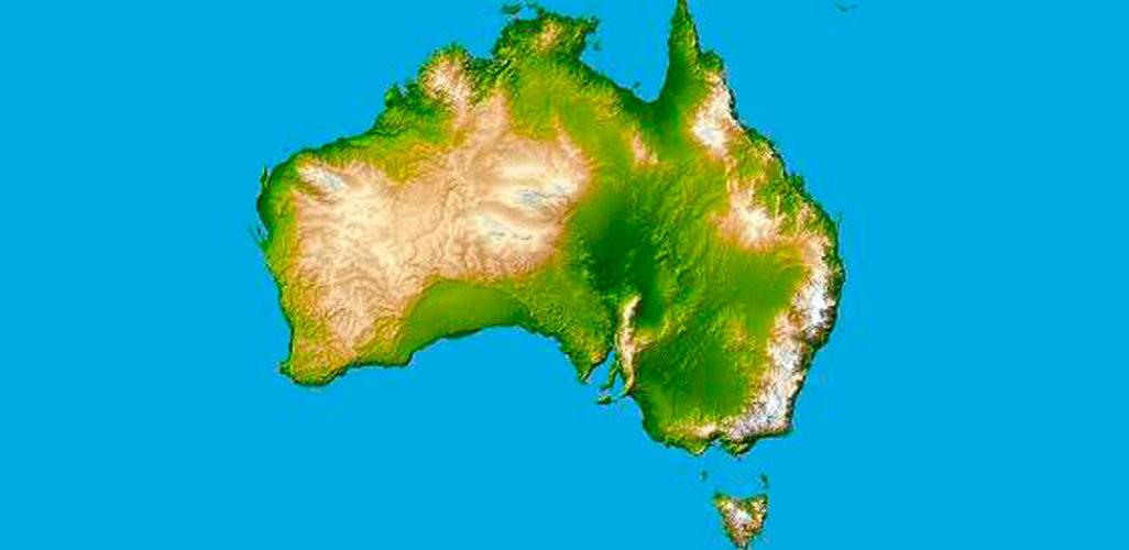 Какое из этих животных родом не из Австралии?