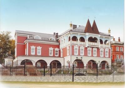 Как называется дворец мышки в городе Мышкин?