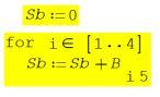 18) Что в SMathStudio (MathCAD) означает программная конструкция