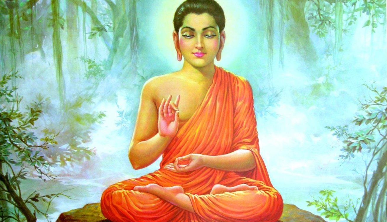 В переселения душ и в учение Будды.