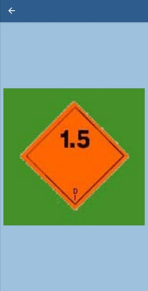 160. К какому классу опасных грузов соответствует символ,показанный на рисунке?