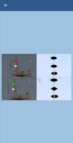 34. Какие знаки должны выставлять судно, ограниченное возможностью маневрировать?