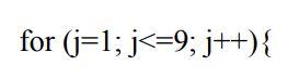 19) Запись на языке С++ (см. рисунок ниже)  соответствует алгоритму