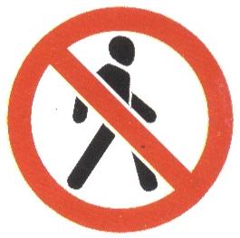 На картинке изображен дорожный знак. К какой группе знаков он относится?