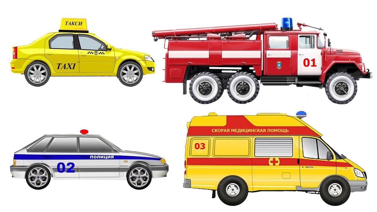 Что относится к специальному транспорту?