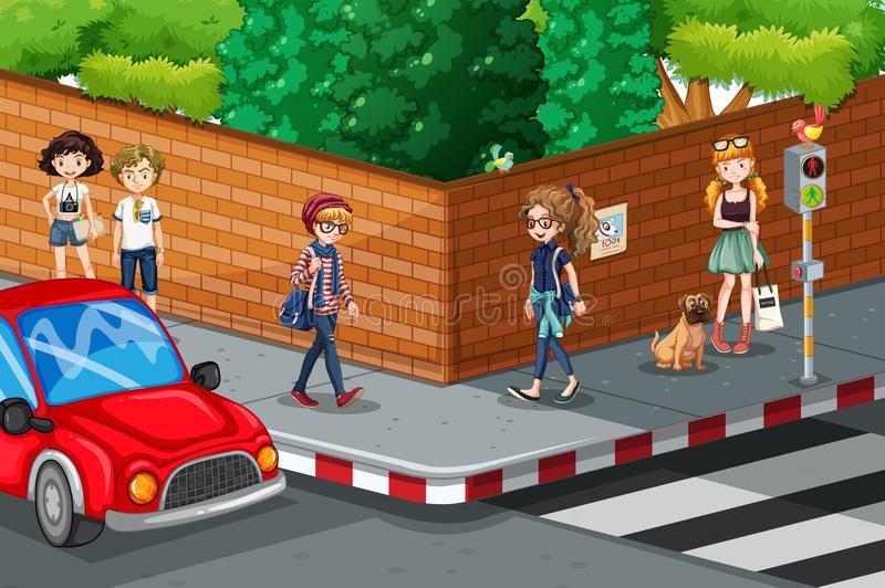 Что значит по ПДД термин тротуар