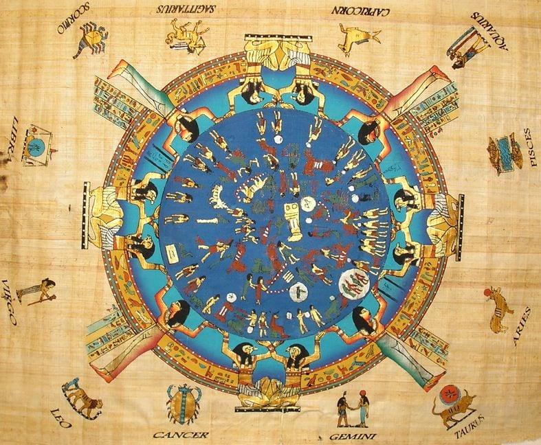 Древнеегипетские учные создали точный календарь
