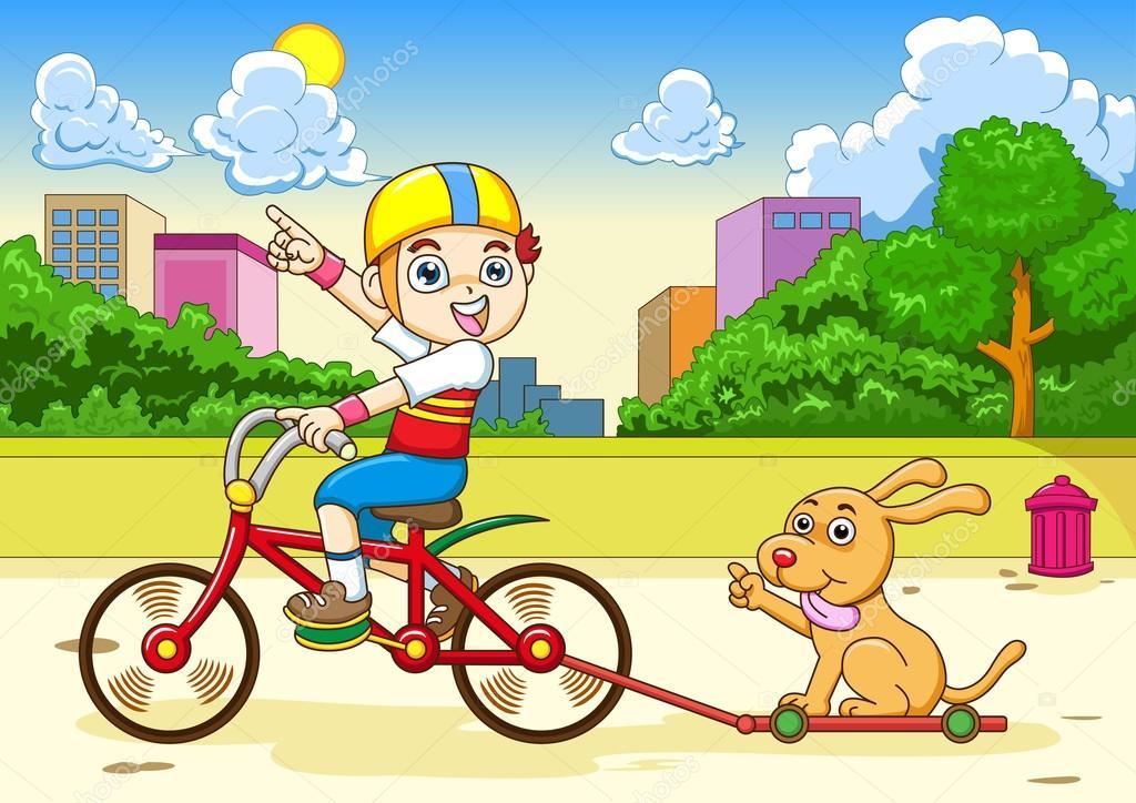Какие сигналы и как должен подавать велосипедист остальным участникам дорожного движения?