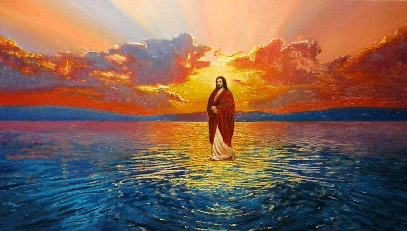 В Иисуса Христа
