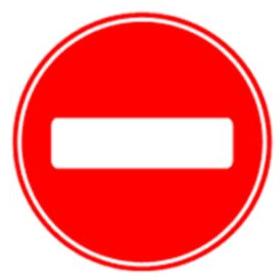 На картинке изображен дорожный знак. Что он означает?