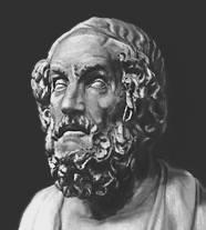 Автор поэмы Одиссея