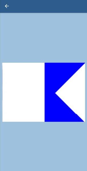 41. Если на судне поднят этот флаг,то это значит