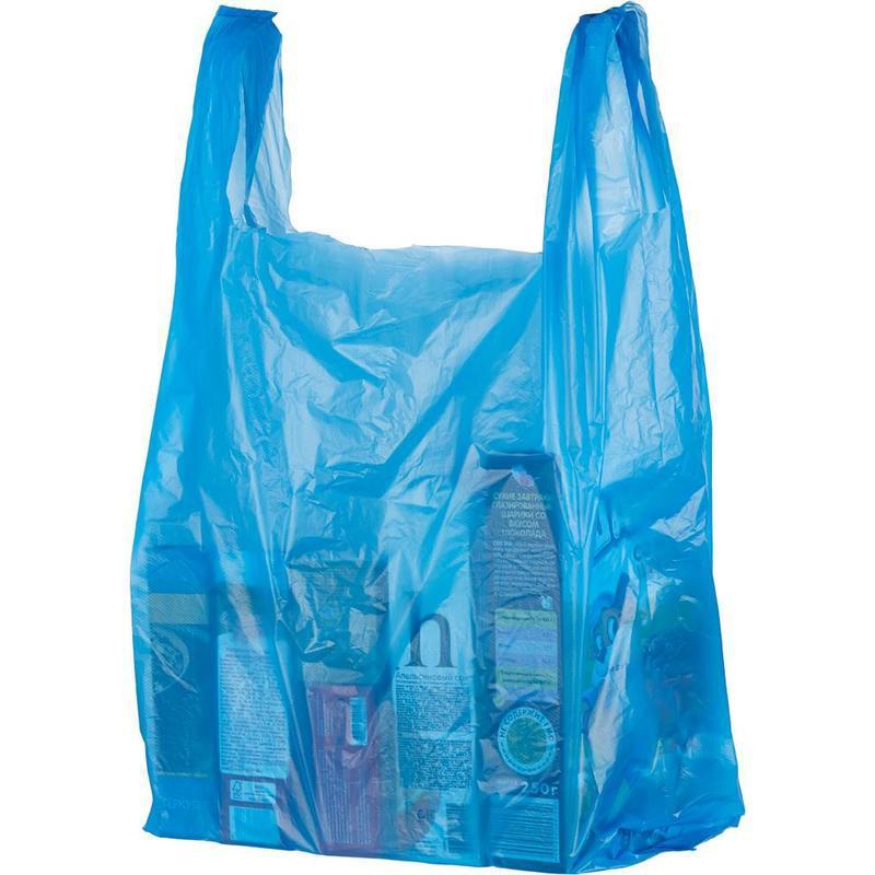На кассе в магазине кассир спрашивает о том, нужен ли вам паке