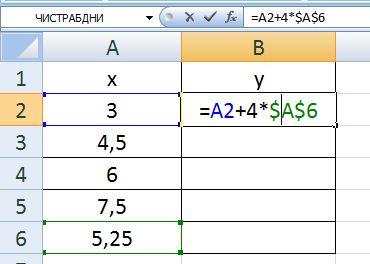 15) Какие числа будут в столбце у?