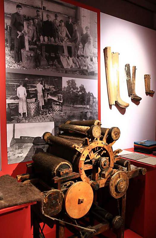 В Нижнем Новгороде недавно открылся музей этой обуви